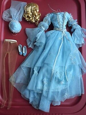 "Tonner Tyler 16"" THE CAPULET'S DAUGHTER  COMPLETE JULIET Doll Clothes Outfit LE"