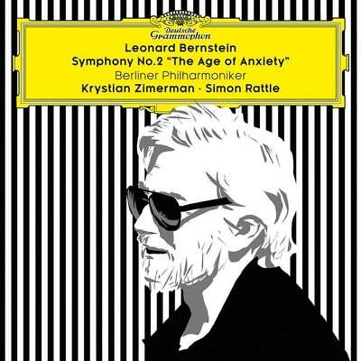 """Bernstein: Symphony No. 2 """"The Age of Anxiety"""" / CD"""