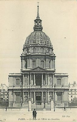 75 Paris Dome Hotel Des Invalides - Nd