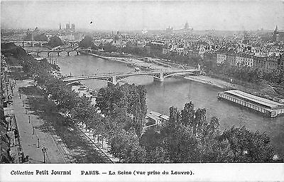 75 PARIS la seine