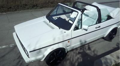 Golf 1 1.8 Turbo Volkswagen VW AUM  Cabrio