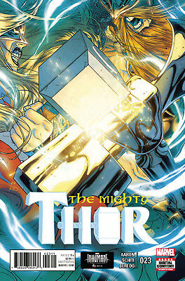 MIGHTY THOR #23, New, First print, Marvel Comics (2017)