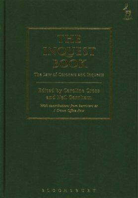 The Inquest Book The Law of Coroners and Inquests 9781849466493 (Hardback, 2016)