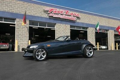 2001 Chrysler Prowler Mulholland Edition 1,545 Miles 2001 Chrysler Prowler Mulholland Edition Blue Only 1,545 Original Miles