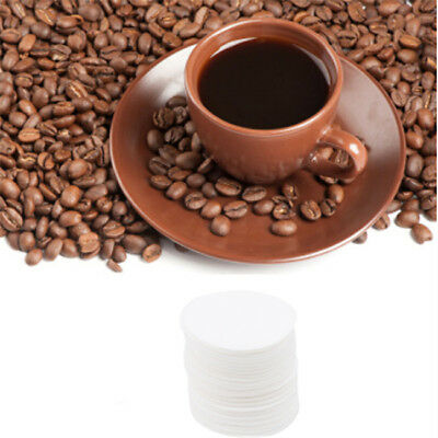 350pcs White Round Coffee Filters Paper Coffee Strainers For Coffee Maker S