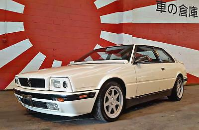 Maserati 222 Sr Coupe Ghibli 2.8 V6 Auto One Of Only 210 * Lhd *only 15889 Miles