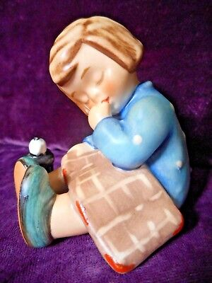 Goebel Hummel Figurine A Nap #534 Tmk 7 Mint Condition In Box First Issue 1991