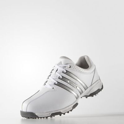 best cheap b0352 3f0d2 adidas 360 traxion wide fit waterproof golf shoes
