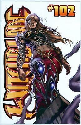 Witchblade #102 Graham Crackers Bearer Of The Blade Variant Nm+ Ltd 500 Top Cow