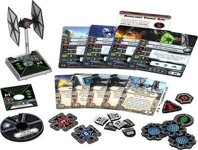 X-Wing Miniatures Game - Special Forces TIE (BRAND NEW IN BOX)