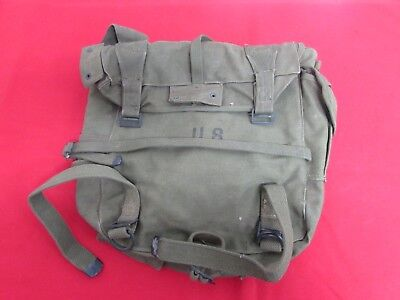 Korean War US M-1945 pack upper with contract date 1951 new old stock.