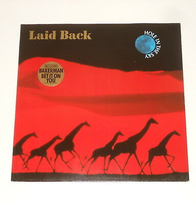 Laid Back - LP - Hole In The Sky - DE 1990 - Ariola 210 263
