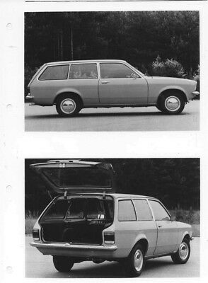 1968 Opel Kadett Caravan L ORIGINAL Factory Photo oac0777