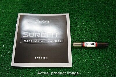 New Titleist Golf 818H 14g Hybrid Draw/Fade Weight and Surefit Manual Tool