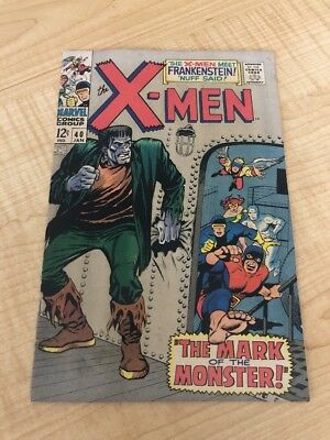 X-Men Silver Age Marvel Issue 40 FN