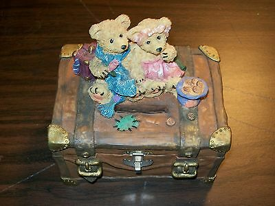 Bears Lock Box Great Condition!!!!