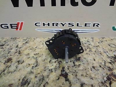 99-04 Jeep Wrangler Heater Control Vacuum Switch Without A/C OEM Genuine Mopar