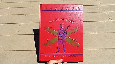 Fort Sill USAFATC 80th Field Artillery 2nd Battalion 1985 Army Training