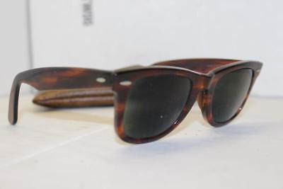 e5b3bc3e5404 ... switzerland vintage bausch and lomb bl rayban ray ban 50s or 60s  wayfarer sunglasses tilt 04d0b