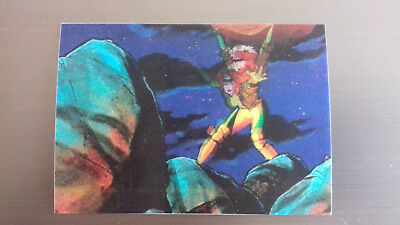 Marvel Motion Skybox 1996 - Basecard No. 11 Rogue