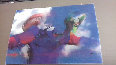 Marvel Motion Skybox 1996 - Basecard No. 27 Rogue