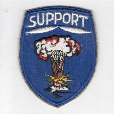 A261 US Army 82nd Airborne Division Support Cmd Patch > 10 wins free US ship