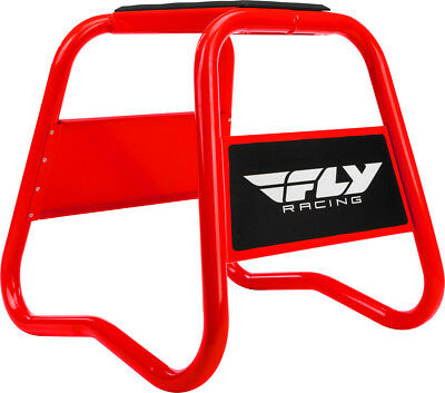 Fly Racing Podium MX Motocross Dirt Bike Stand Red Honda Yamaha Suzuki Kawasaki
