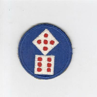 A210 Large Dots  WW 2 11th Corps Patch >10 wins free US ship