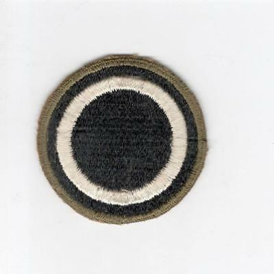 A191 Gemsco OD Border WW 2 1st Corps Patch >10 wins free US ship