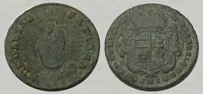 ☆ AWESOME ☆ COLONIAL COIN dated 1763 !!! ☆