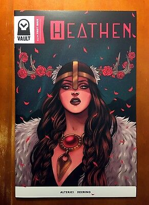 HEATHEN #1 2nd SECOND PRINT VAULT COMICS!