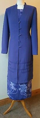 Ladies NEW Jacques Vert Suit / Outfit,Size 10,Stunning Wedding,Occasion,Feminine