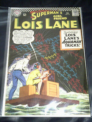 Superman's Girl Friend Lois Lane #72 Feb 1967 (FN+) Silver Age