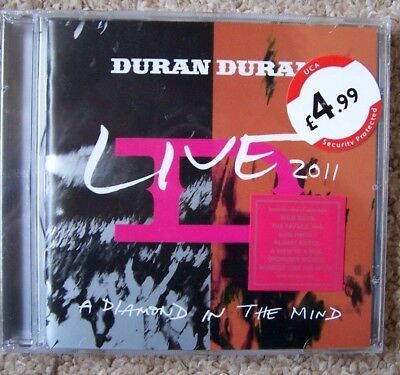 Duran Duran ~ Live 2011 NEW SEALED CD Greatest Hits / Best Of Live In Concert