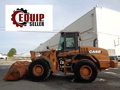 Case 621D - Wheel Loader - Enclosed Cab - Diesel - Low Hours