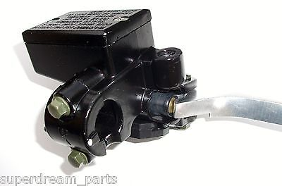 # New# Superdream Cb250N Replacement Front Brake Master Unit With Lever