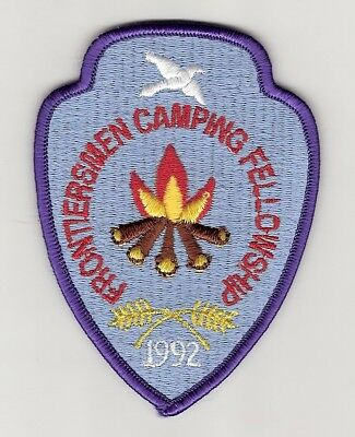 1992 ROYAL RANGERS FCF National Rendzvous Patch