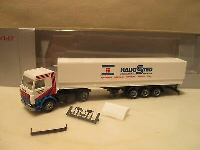 HERPA  ----  SZ    ----   Sped. HAUGSTED           ---  SCANIA