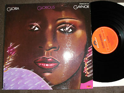 Gloria Gaynor - Glorious  Vinyl  Germany  1977   m-