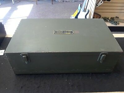 US Army Signal Corps Chest CH-70 Original Chest