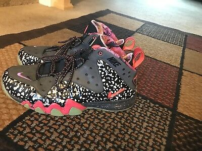 """low priced 1848c f9973 Nike Barkley Posite Max QS 588527-060 """"Area 72"""" Size 11.5"""