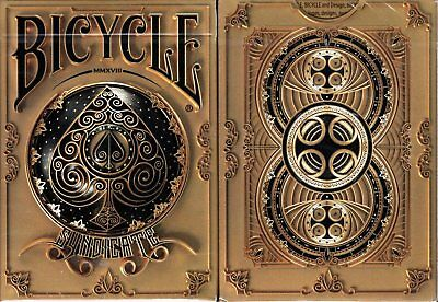 Syndicate Bicycle Playing Cards Poker Size Deck USPCC Custom Limited Edition New