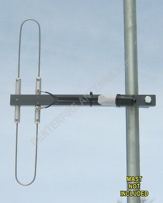 UHF Folded Dipole Scanner Antenna  450-470 MHz  Made in the USA