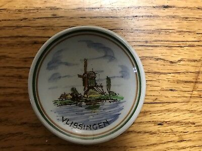 Dutch Souvenir Dish Holland