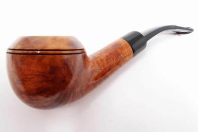 1970's Charatan Special 322DC Bent Rhodesian Pipe * Unsmoked! * COOPERSARK N/R!