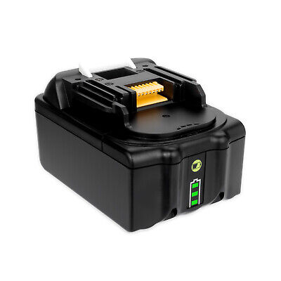 New 4.0AH 18V Lithium Ion Battery for Makita BL1840 BL1830 LXT400 BL1815 BL1850