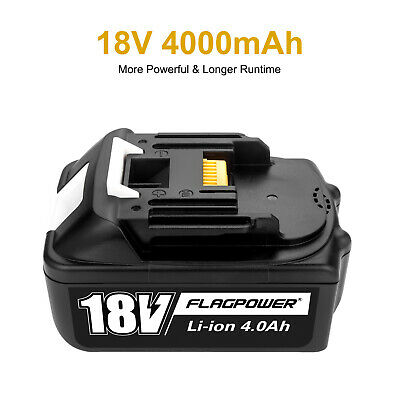 5.0AH 18V Lithium Ion Battery for Makita LXT400 BL1815 BL1830 BL1840 BL1850