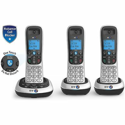 BT2700 Cordless Telephone with Answer Machine - Triple