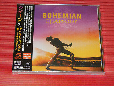 2018 Japan Only Shm Cd Queen Bohemian Rhapsody The Original Soundtrack