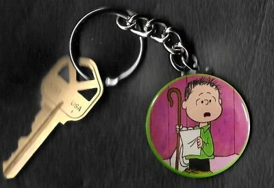 Shermy of Charlie Brown Peanuts by Charles Schulz Key Chain KEYCHAIN